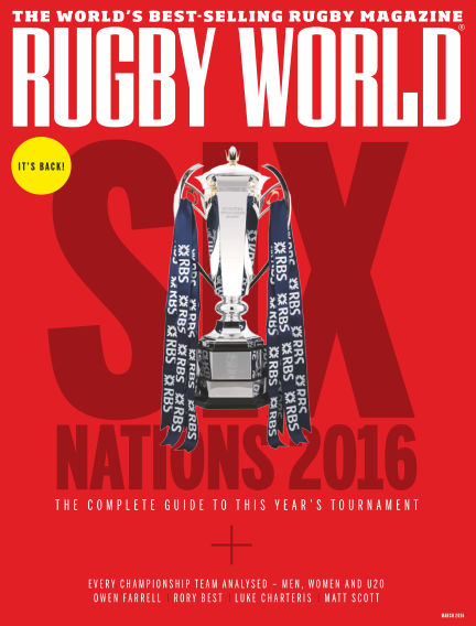 Rugby World March 10, 2016 00:00