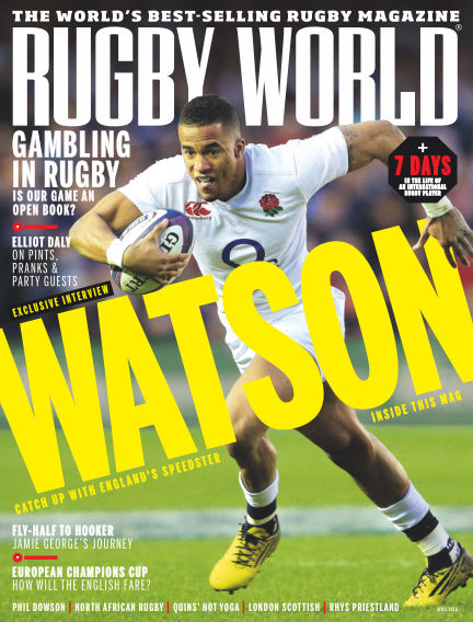 Rugby World March 11, 2016 00:00