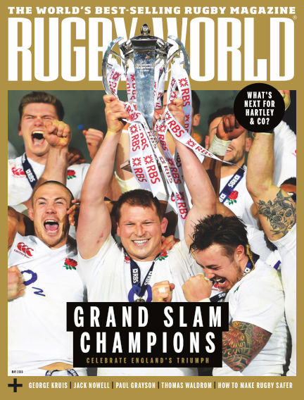 Rugby World April 05, 2016 00:00
