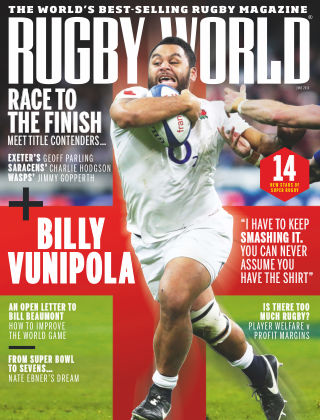 Rugby World June 2016