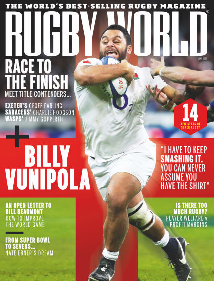 Rugby World May 03, 2016 00:00