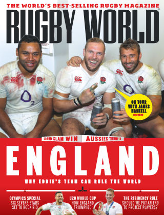 Rugby World August 2016