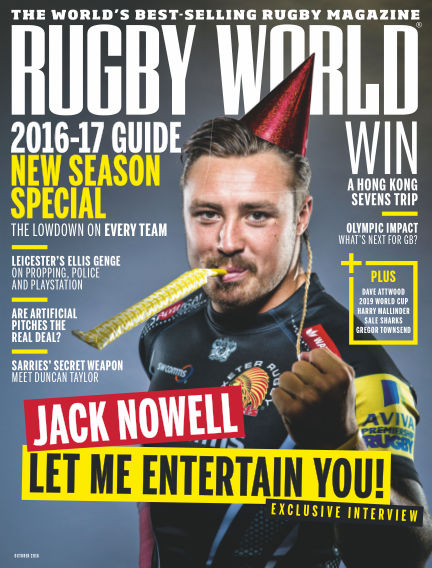 Rugby World September 06, 2016 00:00