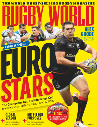 Rugby World November 2016
