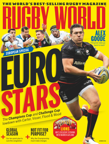 Rugby World October 04, 2016 00:00
