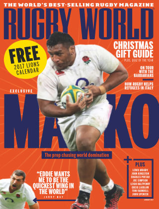 Rugby World January 2017