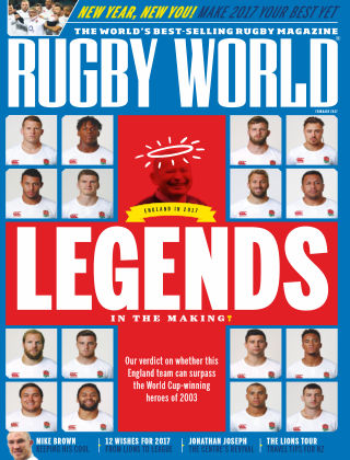 Rugby World February 2017