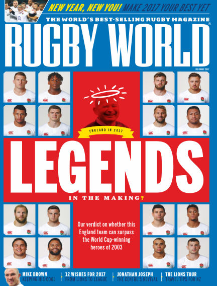 Rugby World January 03, 2017 00:00