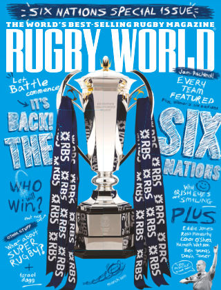 Rugby World March 2017