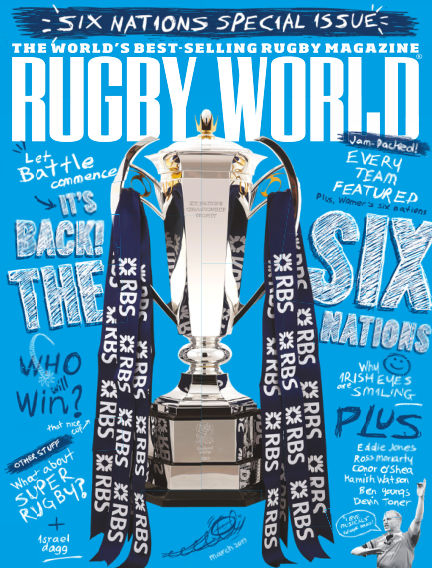 Rugby World January 31, 2017 00:00