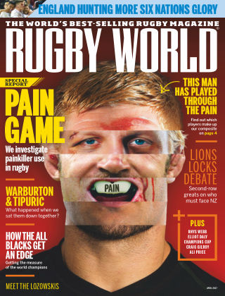 Rugby World April 2017