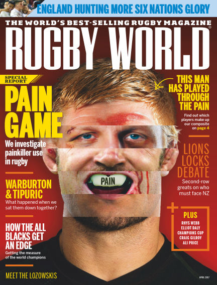 Rugby World March 07, 2017 00:00