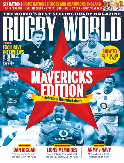 Rugby World April 04, 2017 00:00