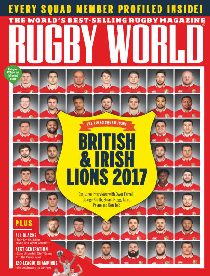 Rugby World May 30, 2017 00:00