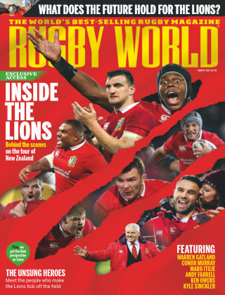 Rugby World Aug 2017