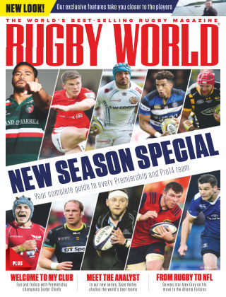 Rugby World Oct 2017