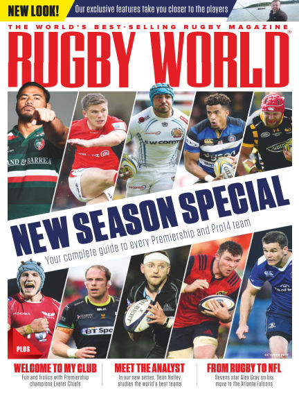 Rugby World August 29, 2017 00:00