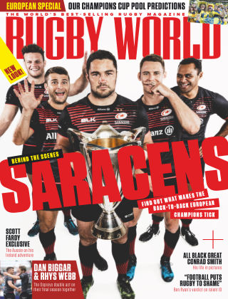 Rugby World Nov 2017