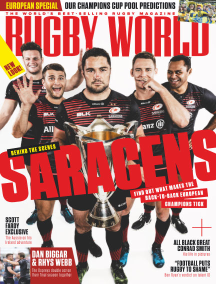Rugby World October 03, 2017 00:00