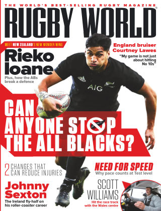 Rugby World Dec 2017