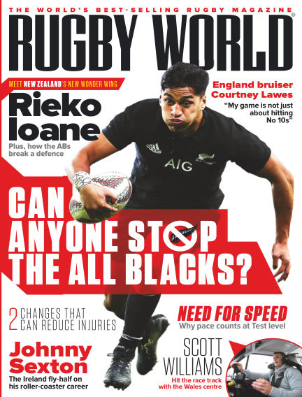 Rugby World October 31, 2017 00:00
