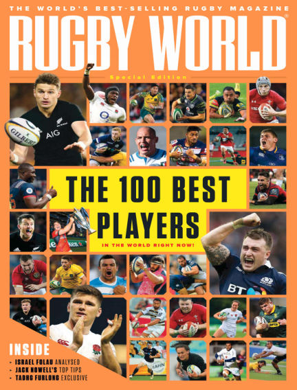 Rugby World January 02, 2018 00:00
