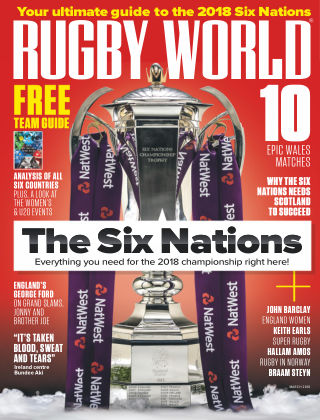 Rugby World Mar 2018