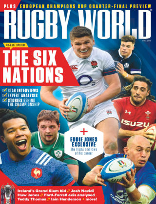 Rugby World Apr 2018
