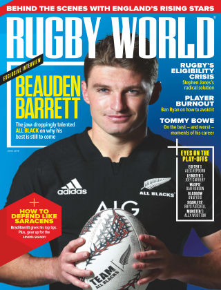 Rugby World Jun 2018