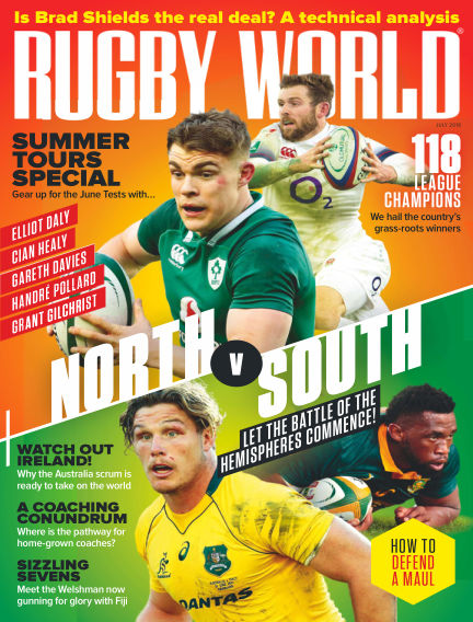 Rugby World May 29, 2018 00:00
