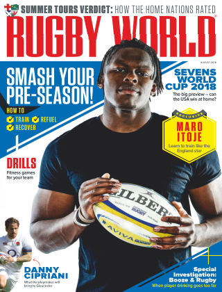 Rugby World Aug 2018
