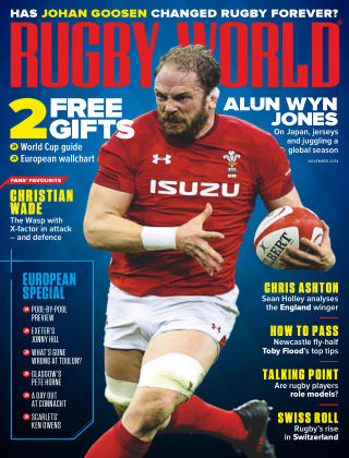 Rugby World Nov 2018