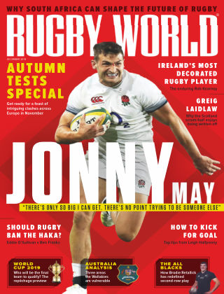 Rugby World Dec 2018