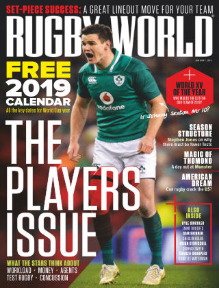 Rugby World Jan 2019