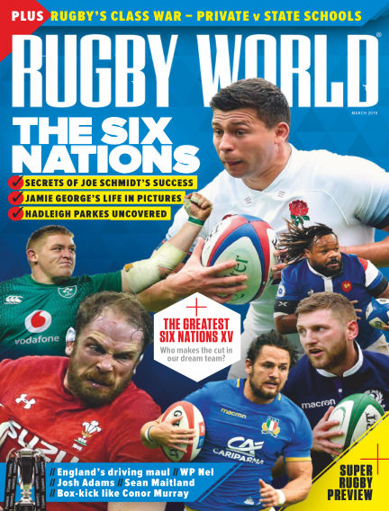 Rugby World February 05, 2019 00:00