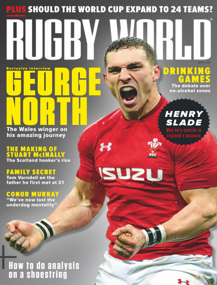 Rugby World March 05, 2019 00:00