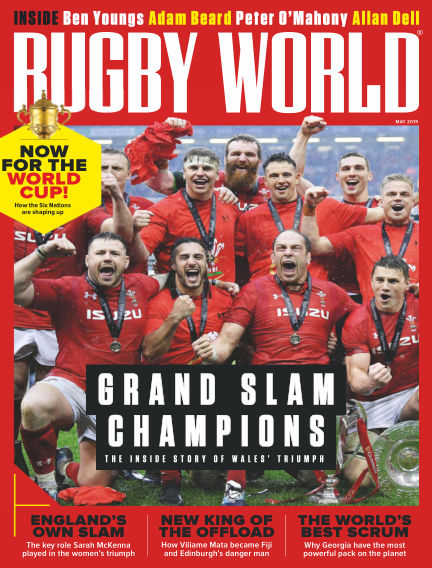 Rugby World March 26, 2019 00:00