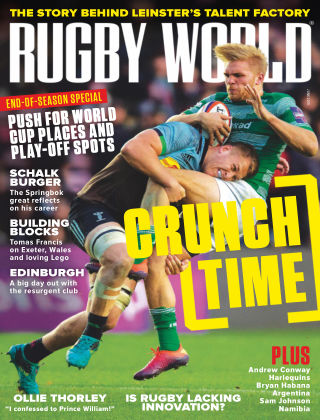 Rugby World Jun 2019