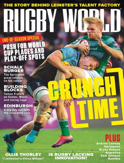 Rugby World April 23, 2019 00:00