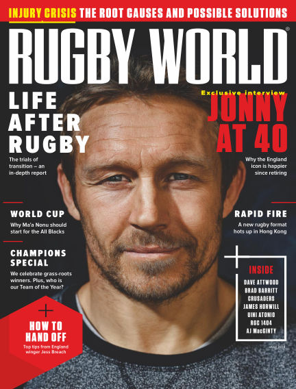 Rugby World May 21, 2019 00:00