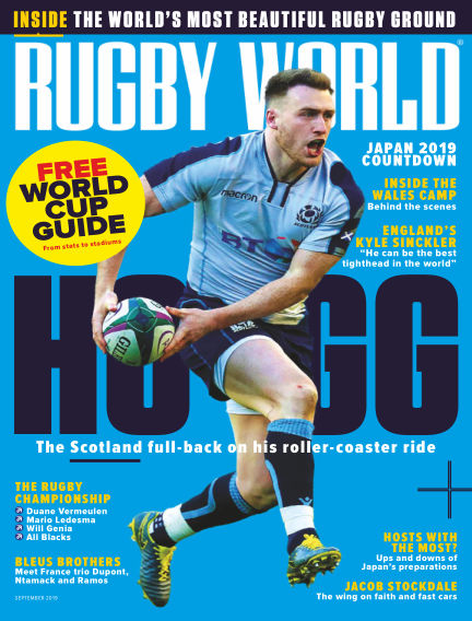 Rugby World July 16, 2019 00:00