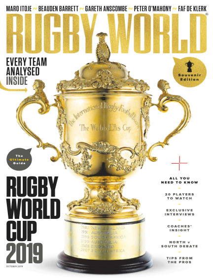 Rugby World August 20, 2019 00:00