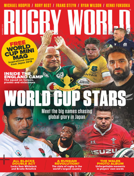 Rugby World October 01, 2019 00:00