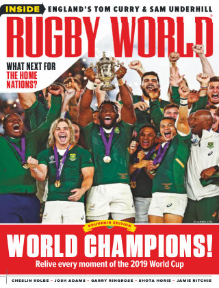 Rugby World Dec 2019