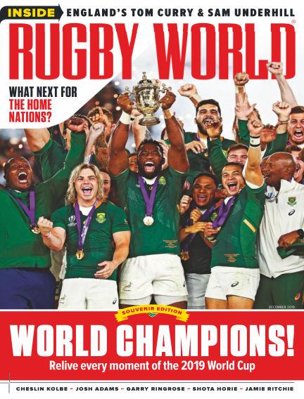 Rugby World November 07, 2019 00:00