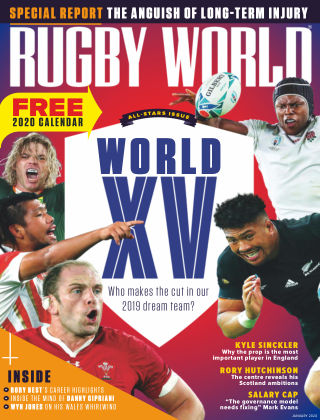 Rugby World Jan 2020