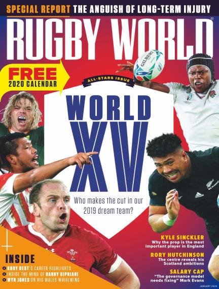 Rugby World December 03, 2019 00:00