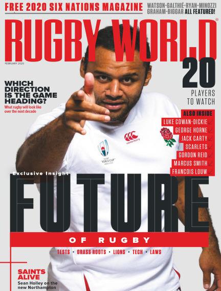 Rugby World December 31, 2019 00:00