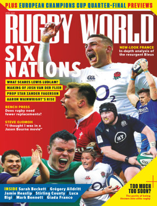Rugby World Apr 2020