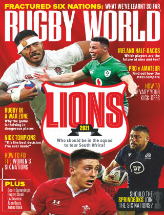 Rugby World May 2020